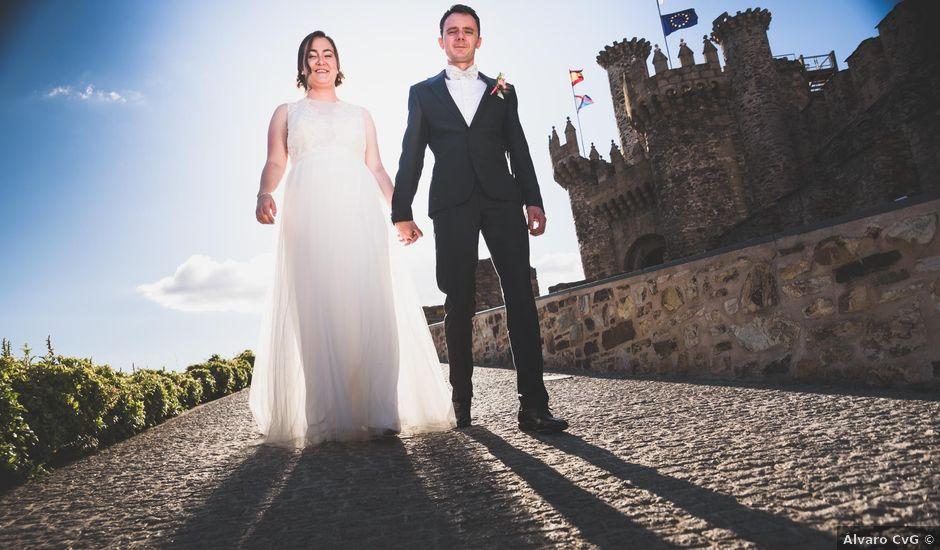 La boda de Adriano y Maika en Ponferrada, León