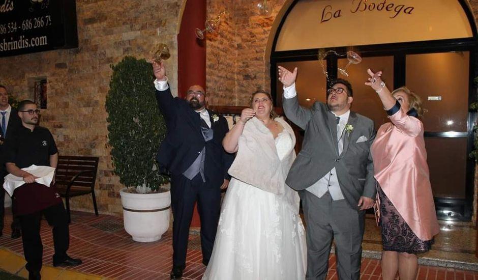 La boda de Manuel  y Mónica  en Elx/elche, Alicante