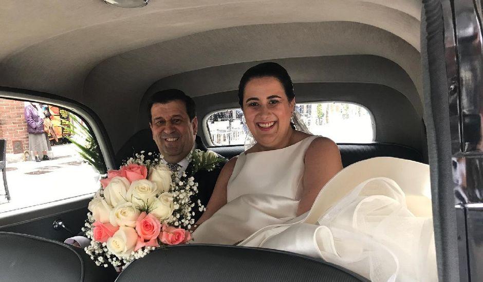La boda de Iván y Desi en Oviedo, Asturias