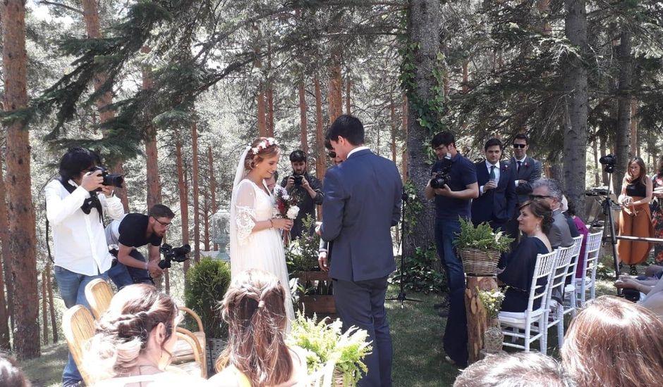 La boda de Javi y Marta en Lozoya Del Valle, Madrid