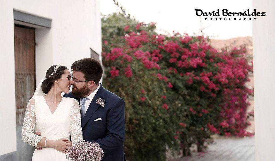 La boda de Victor y Lidia en Cala, Huelva