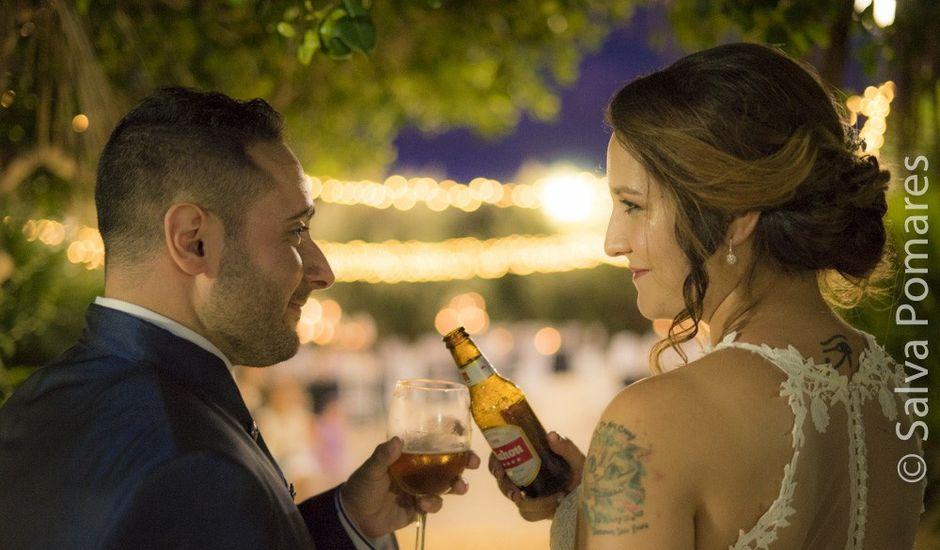 La boda de Enrique  y Laura  en Sant Vicent Del Raspeig/san Vicente Del, Alicante