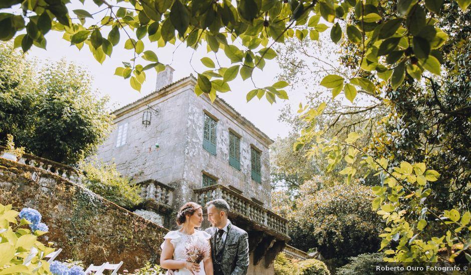 La boda de Diego y Sara en Santiago De Compostela, A Coruña