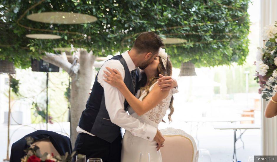 La boda de Ruben y Cristina en El Raal, Murcia