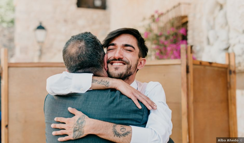 La boda de Albert y Fran en El Catllar, Tarragona