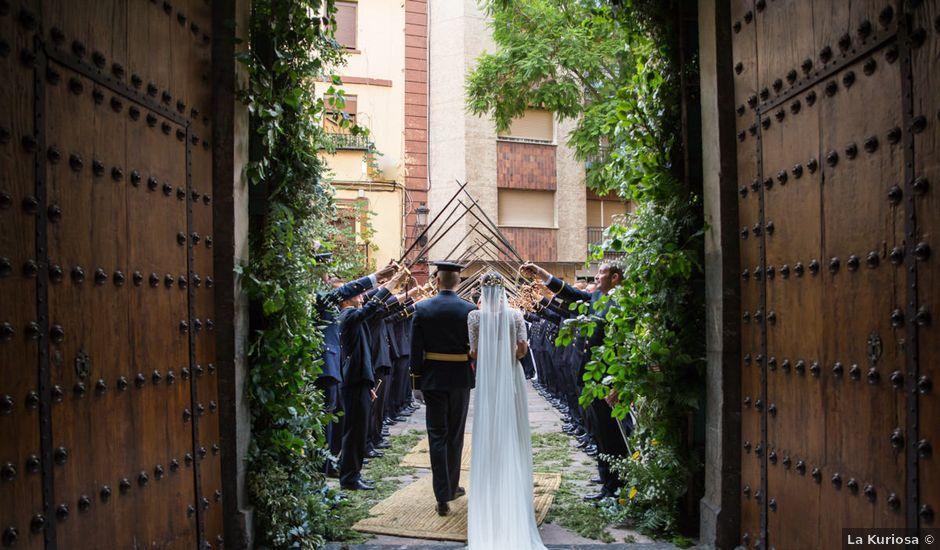 La boda de Toni y Laura en Córdoba, Córdoba