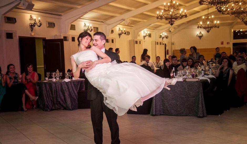 La boda de Guillermo y Silvia en Ontinyent, Valencia