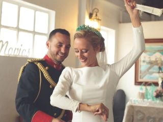 La boda de Álvaro y Patricia