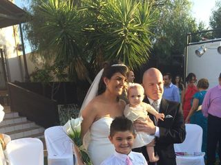 La boda de Jorge y Maria 2