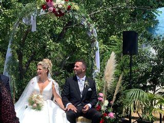 La boda de Natalia  y Maxi