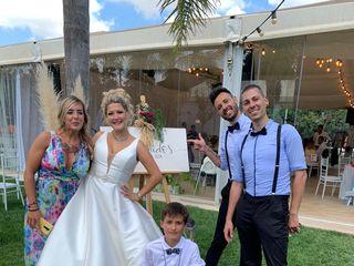 La boda de Natalia  y Maxi 2