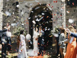 La boda de Sara y Abraham