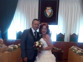 La boda de Joana y Javi 1