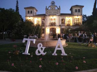 La boda de Aroa y Tomás 2