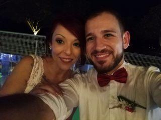 La boda de Aroa y Tomás
