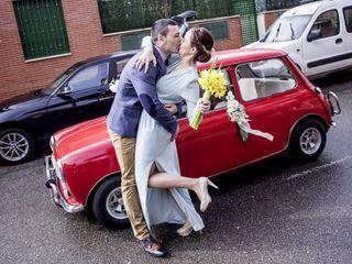 La boda de Claudia y Ruben 1