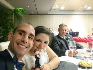 La boda de Sara y Cesar