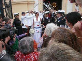 La boda de Rafa y Cristina
