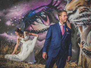 La boda de Noelia y Victor
