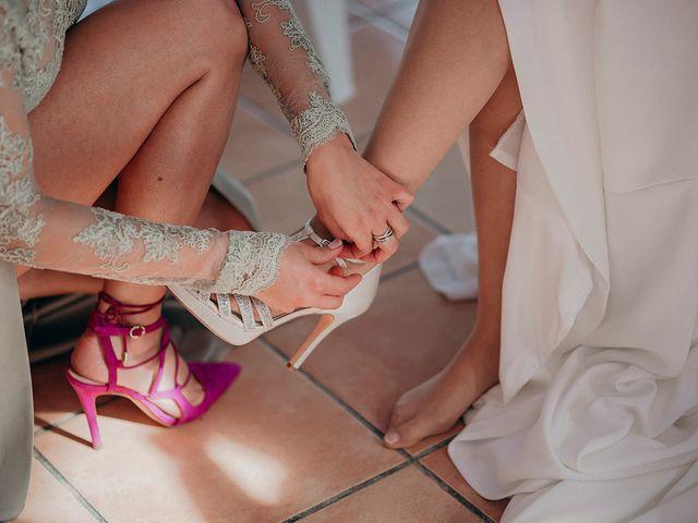 La boda de Juanfe y Maria en Niebla, Huelva 13