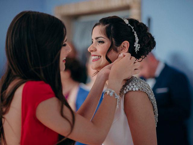 La boda de Juanfe y Maria en Niebla, Huelva 14
