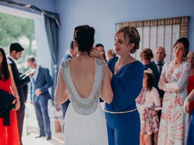La boda de Juanfe y Maria en Niebla, Huelva 15