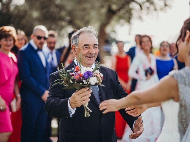 La boda de Juanfe y Maria en Niebla, Huelva 21