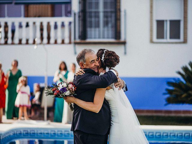 La boda de Juanfe y Maria en Niebla, Huelva 22