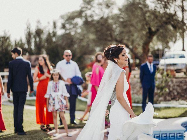 La boda de Juanfe y Maria en Niebla, Huelva 24