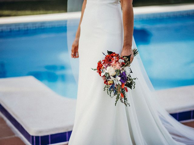 La boda de Juanfe y Maria en Niebla, Huelva 25