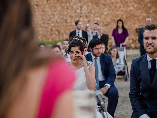 La boda de Juanfe y Maria en Niebla, Huelva 30