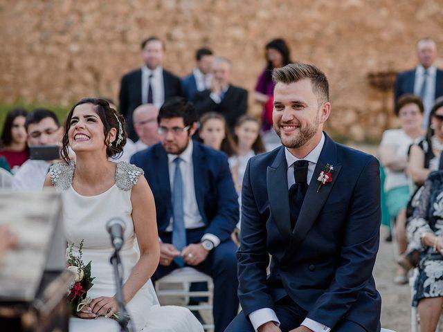 La boda de Juanfe y Maria en Niebla, Huelva 31
