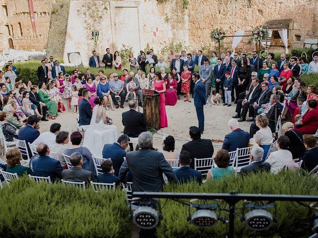 La boda de Juanfe y Maria en Niebla, Huelva 32