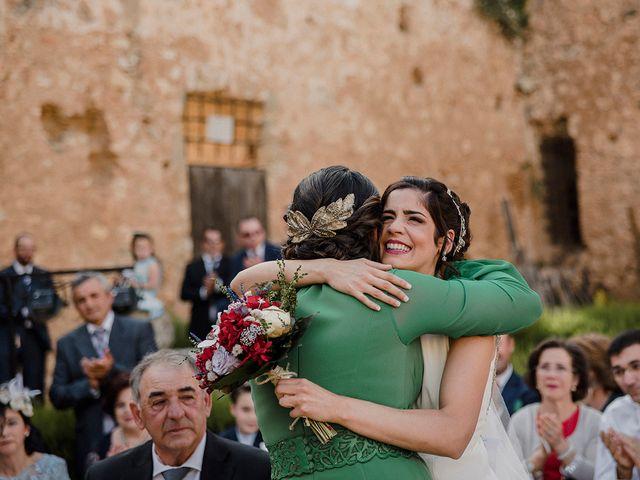 La boda de Juanfe y Maria en Niebla, Huelva 34