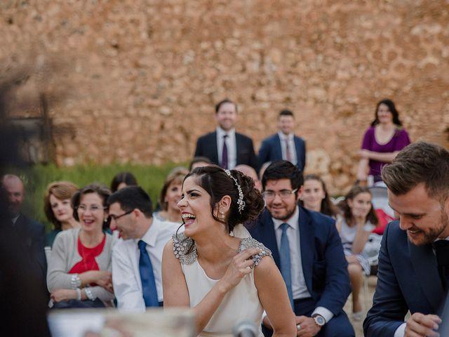 La boda de Juanfe y Maria en Niebla, Huelva 35