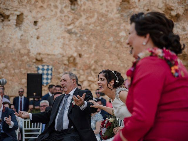 La boda de Juanfe y Maria en Niebla, Huelva 36