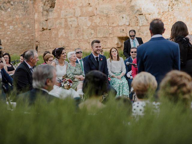 La boda de Juanfe y Maria en Niebla, Huelva 37