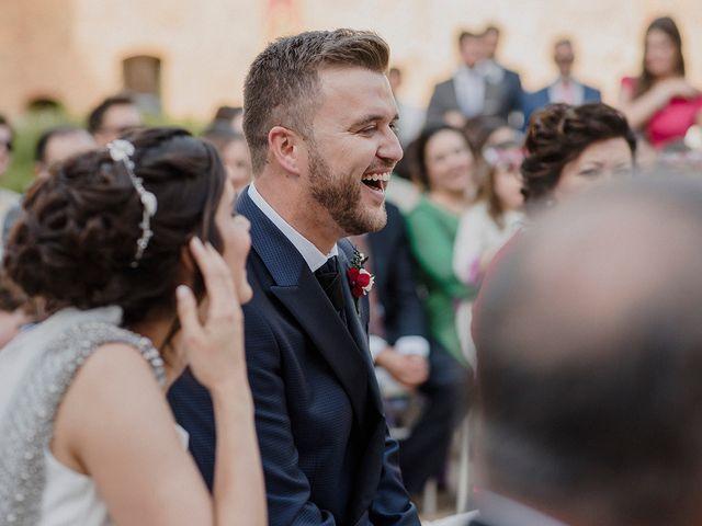 La boda de Juanfe y Maria en Niebla, Huelva 39