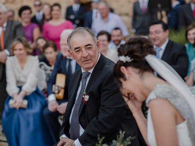 La boda de Juanfe y Maria en Niebla, Huelva 41