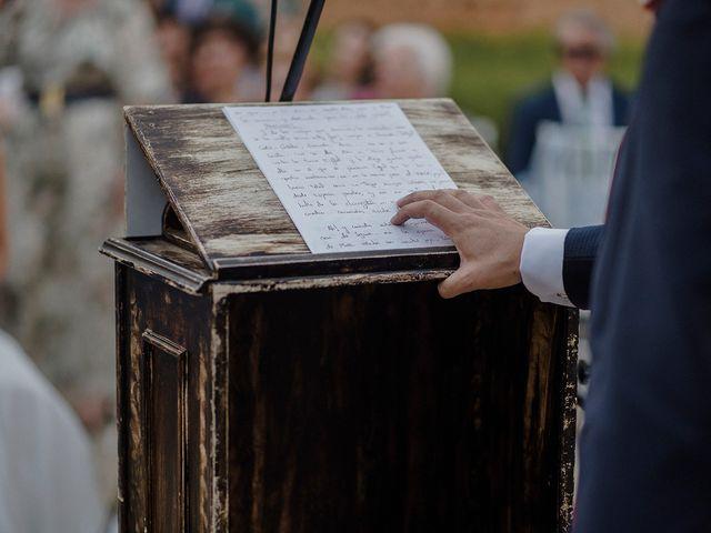 La boda de Juanfe y Maria en Niebla, Huelva 43