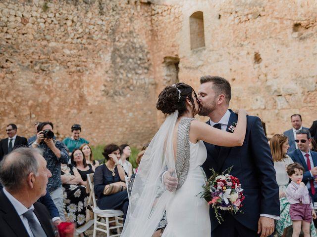 La boda de Juanfe y Maria en Niebla, Huelva 51