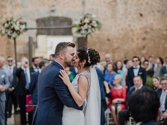 La boda de Juanfe y Maria en Niebla, Huelva 52