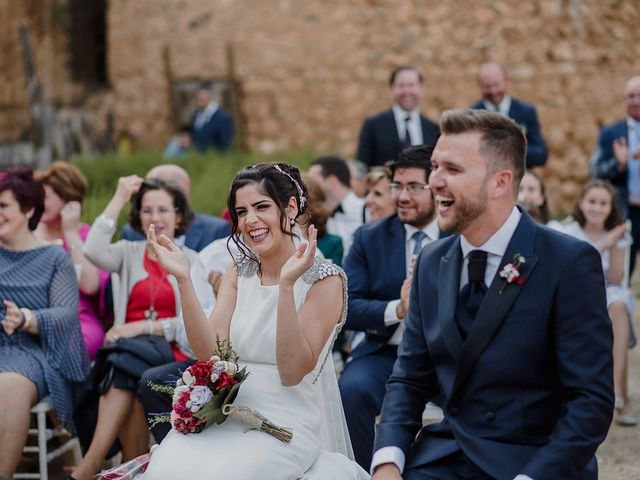 La boda de Juanfe y Maria en Niebla, Huelva 53