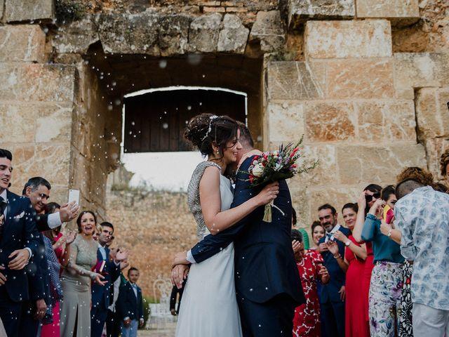 La boda de Juanfe y Maria en Niebla, Huelva 54