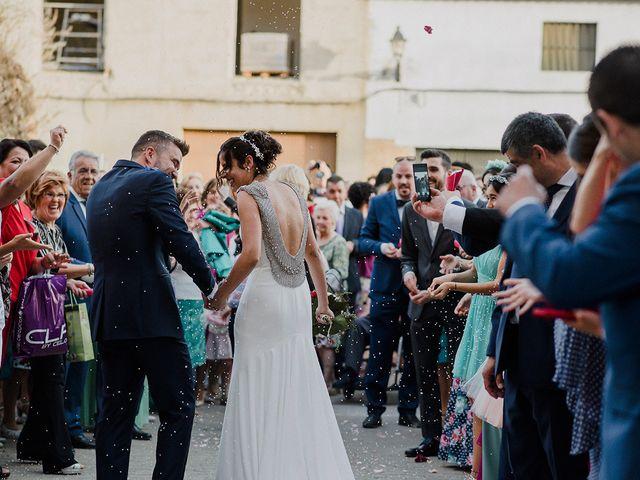 La boda de Juanfe y Maria en Niebla, Huelva 55