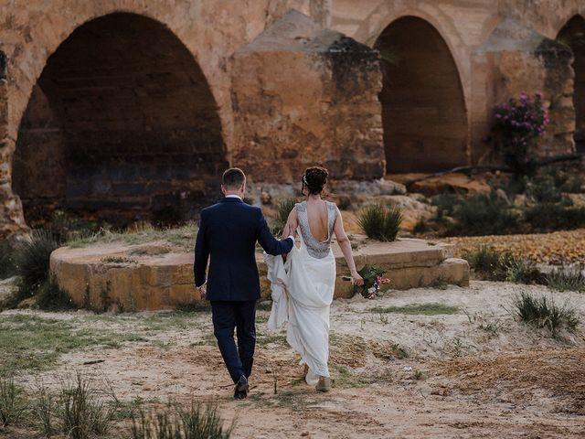 La boda de Juanfe y Maria en Niebla, Huelva 56