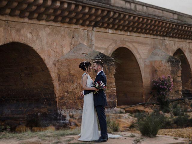La boda de Juanfe y Maria en Niebla, Huelva 58