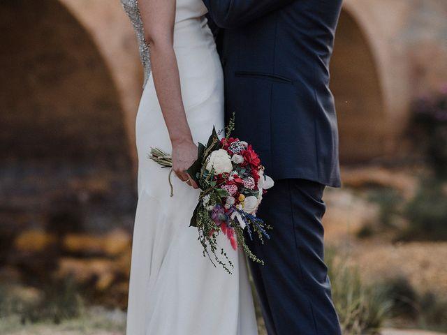 La boda de Juanfe y Maria en Niebla, Huelva 59