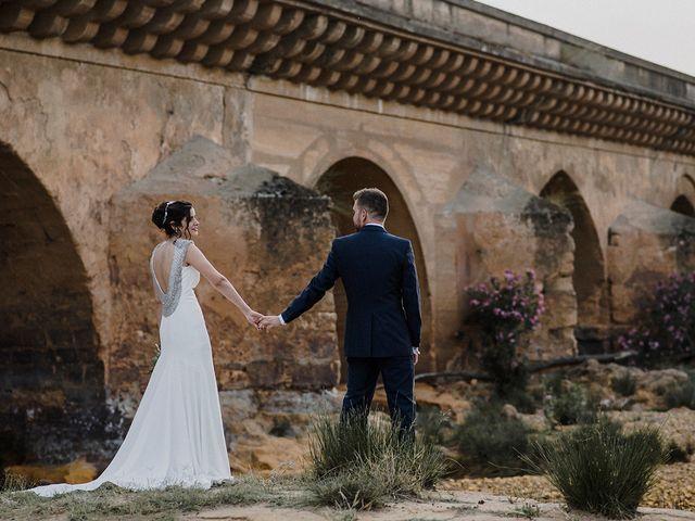 La boda de Juanfe y Maria en Niebla, Huelva 61