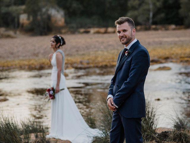 La boda de Juanfe y Maria en Niebla, Huelva 63